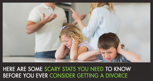 how divorce affects children When parents announce to their children they are getting a divorce, the most instantaneous effect is a heightened stress level for the children.
